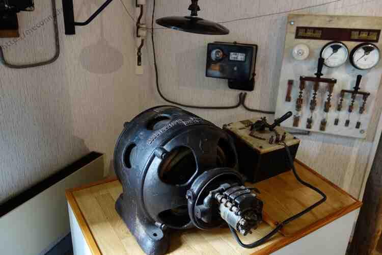 Afbeeldingsresultaat voor musée de l'électrification bourganeuf